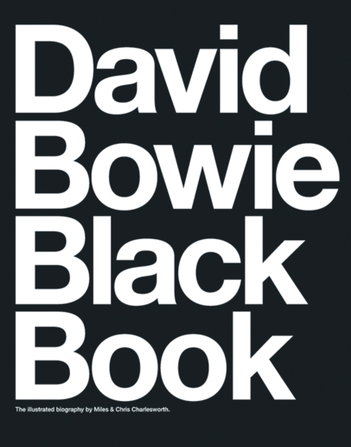 David Bowie Black Book