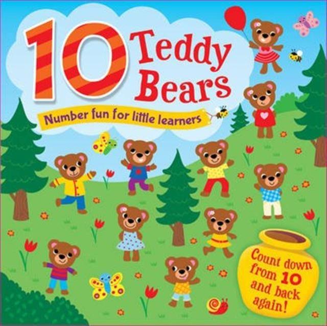 10 Little Teddies
