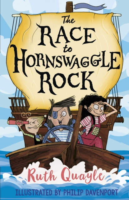 Race to Hornswaggle Rock
