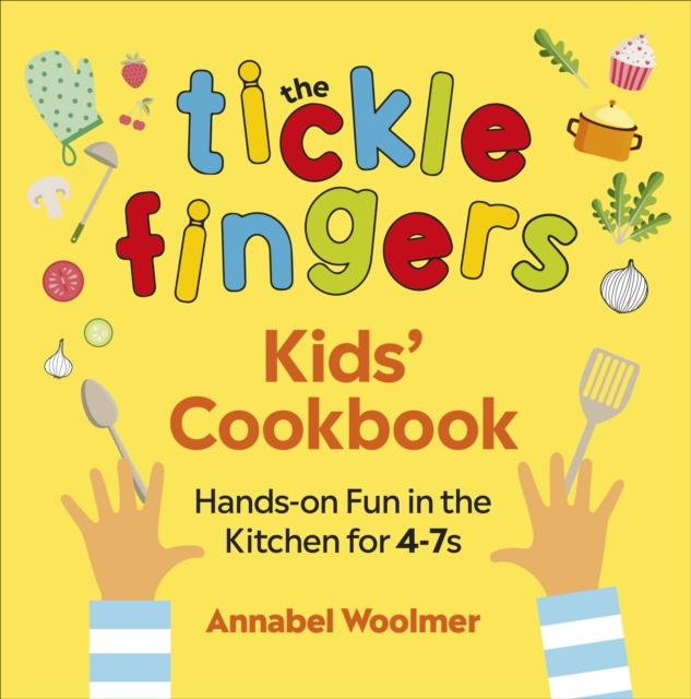Tickle Fingers Kids' Cookbook