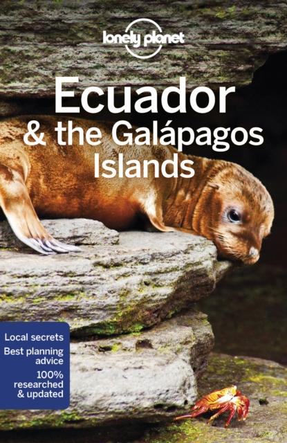 Lonely Planet Ecuador & the Galapagos Islands