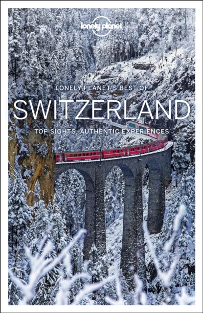 Lonely Planet Best of Switzerland