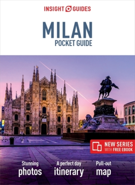 Insight Guides Pocket Milan (Travel Guide with Free eBook)