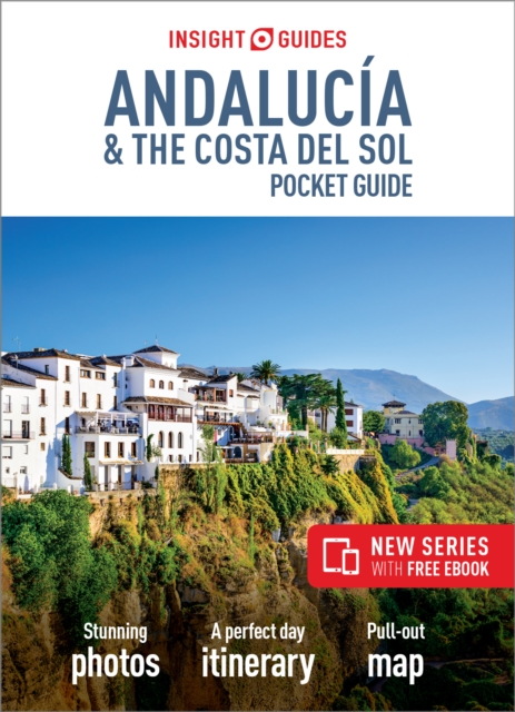 Insight Guides Pocket Andalucia & the Costa del Sol (Travel Guide with Free eBook)