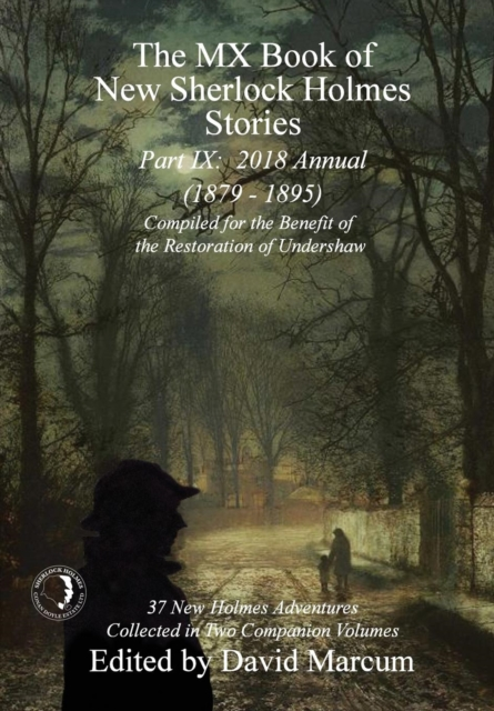 MX Book of New Sherlock Holmes Stories - Part IX