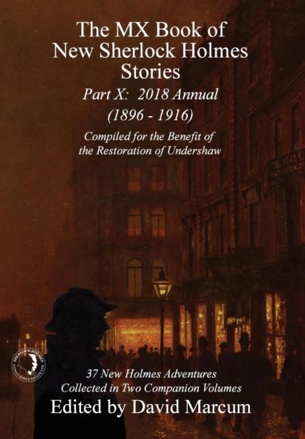 MX Book of New Sherlock Holmes Stories - Part X