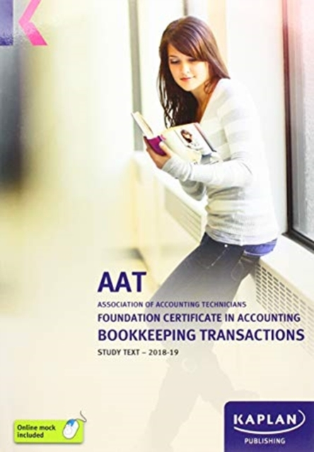 BOOKKEEPING TRANSACTION - STUDY TEXT