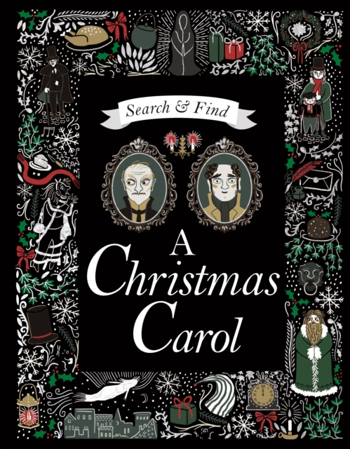 Search and Find A Christmas Carol