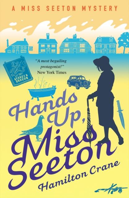Hands Up, Miss Seeton
