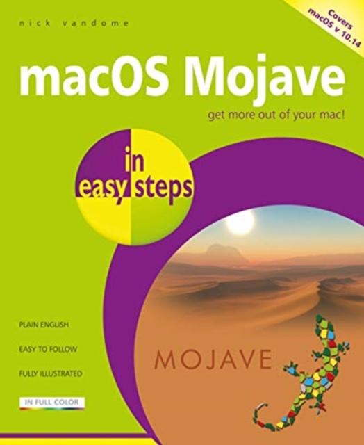 macOS Mojave in easy steps