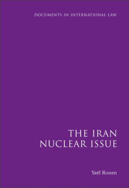 Iran Nuclear Issue