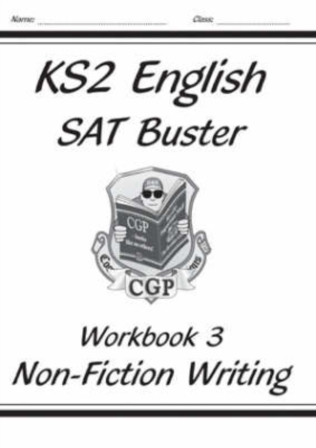 KS2 English Writing Buster - Non-Fiction Writing