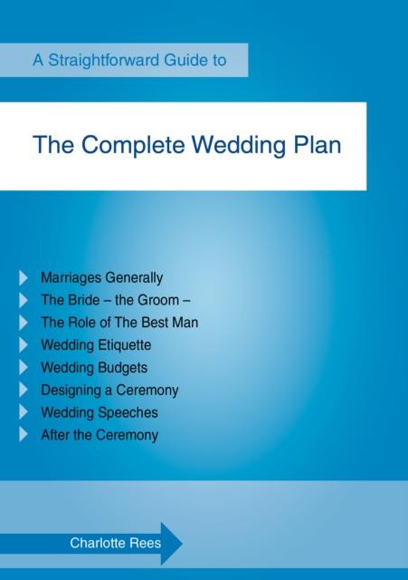Complete Wedding Plan