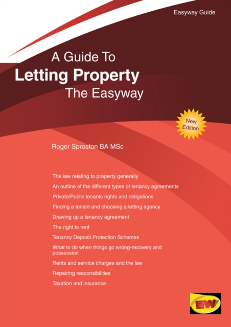 Guide To Letting Property The Easyway