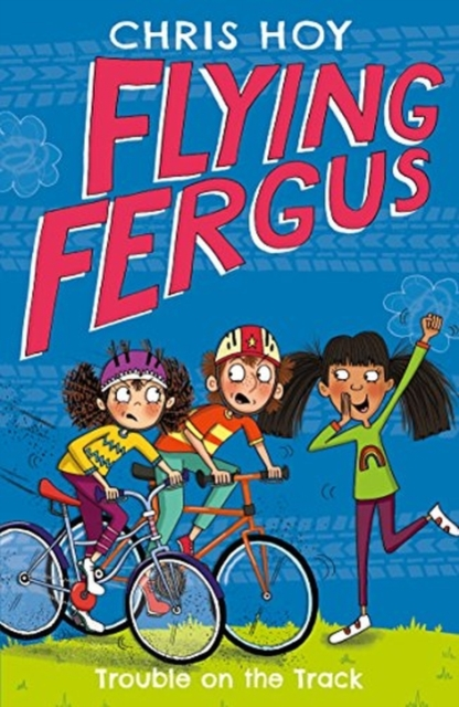 Flying Fergus 8: Trouble on the Track