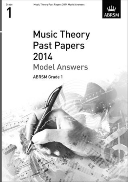 Music Theory Past Papers 2014 Model Answers, ABRSM Grade 1