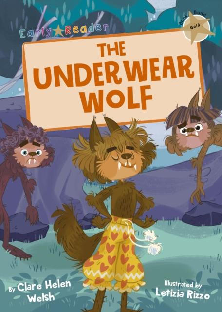 Underwear Wolf (Gold Early Reader)