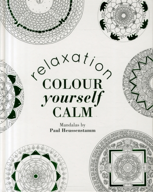 Colour Yourself Calm- Relaxation