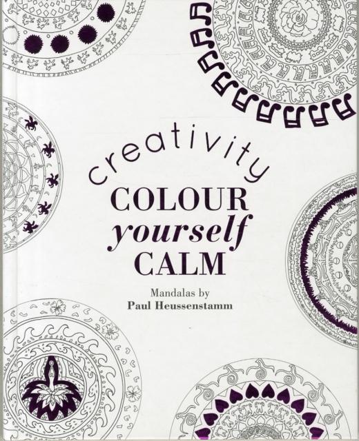 Colour Yourself Calm- Creativity