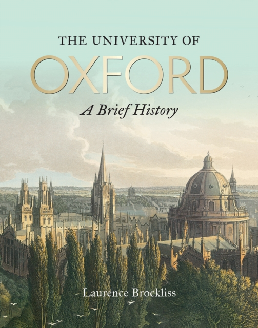 University of Oxford: A Brief History