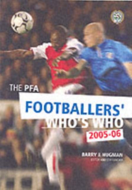 PFA Footballers' Who's Who