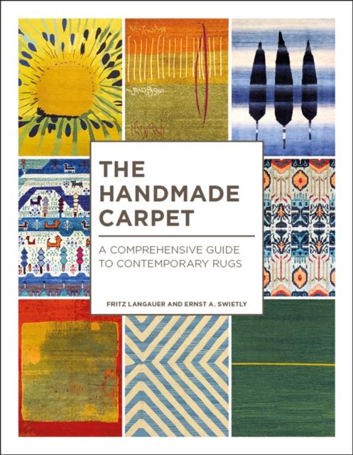 Der Handgeknupfte Teppich