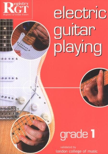 Electric Guitar Playing, Grade 1