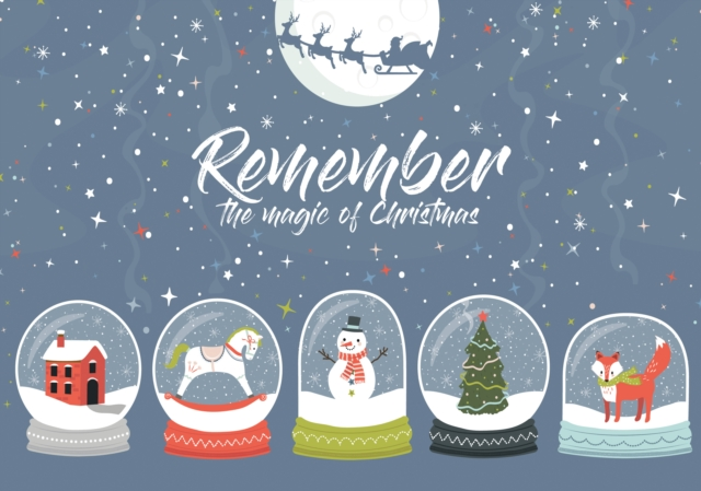 Remember The Magic Of Christmas