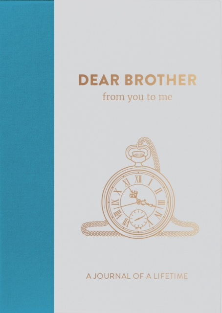 Dear Brother, from you to me