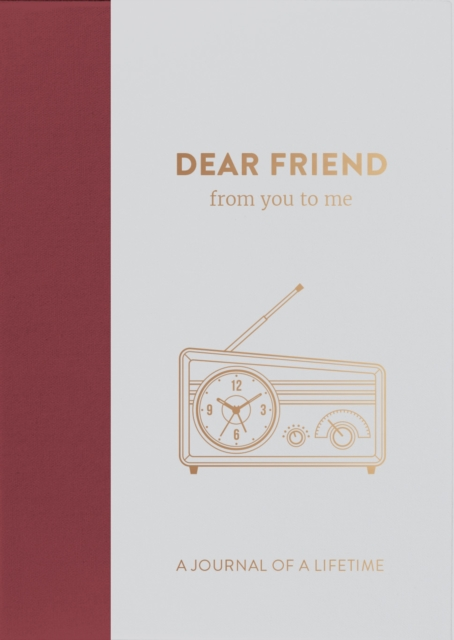 Dear Friend, from you to me