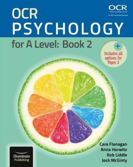 OCR Psychology for A Level: Book 2