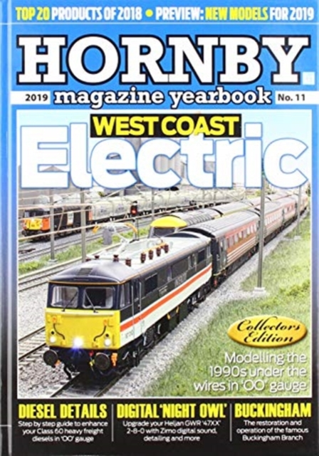 Hornby Magazine Yearbook No.11