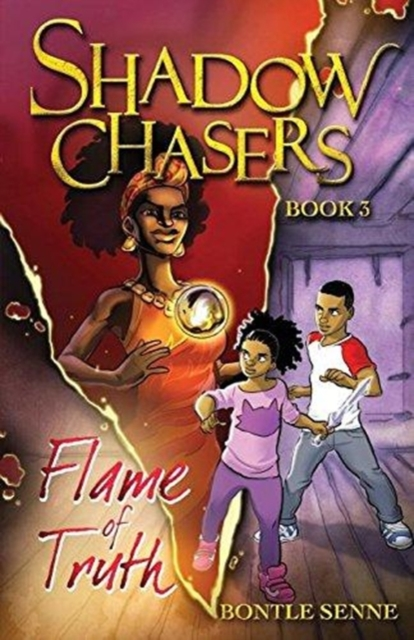 Flame of truth: Book 3