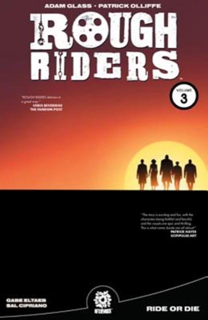 ROUGH RIDERS VOL. 3 TPB