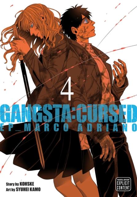 Gangsta: Cursed., Vol. 4