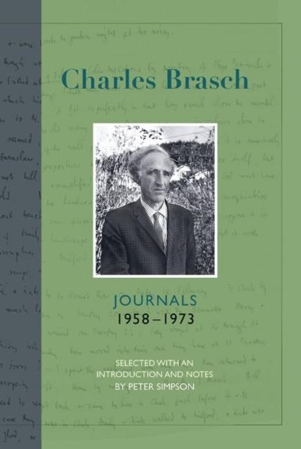 Charles Brasch Journals 1958-1973
