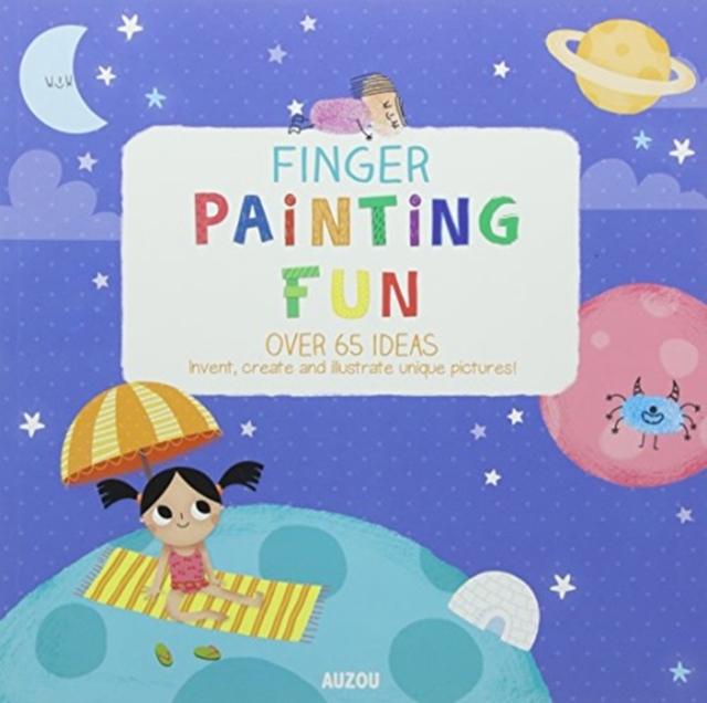 Finger Painting Fun