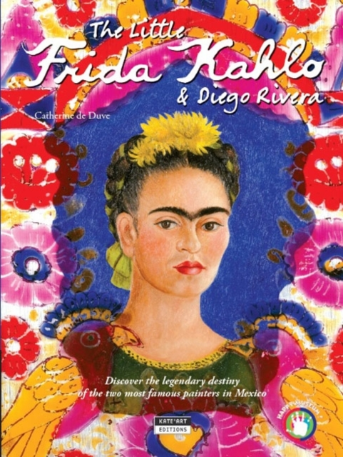 Little Frida Kahlo & Diego Rivera