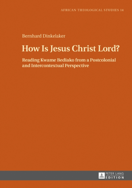 How Is Jesus Christ Lord?