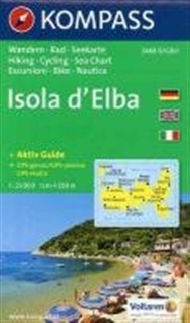 ISOLA DELBA 2468 GPS WP KOMPASS DEI
