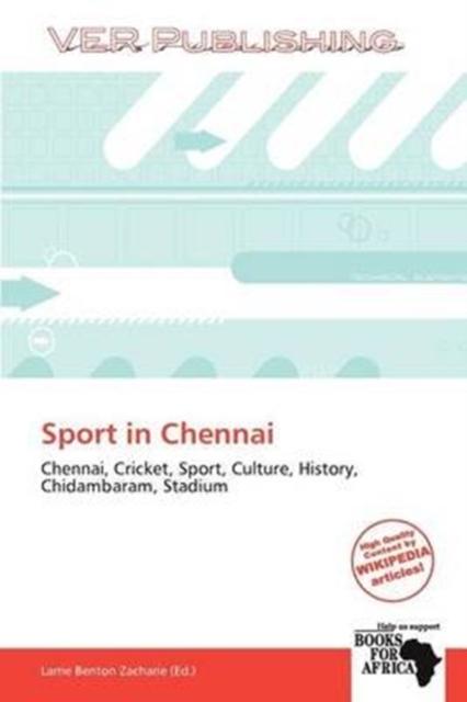 Sport in Chennai