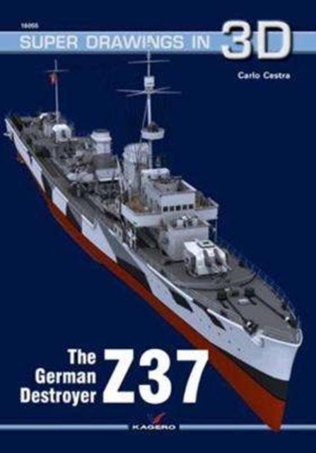 German Destroyer Z37