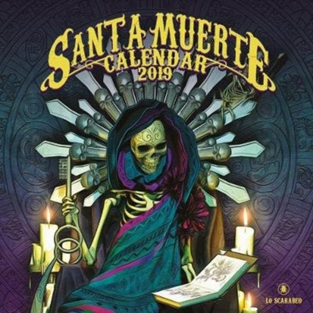 Santa Muerte Calendar 2019