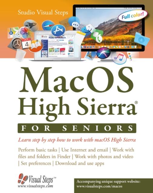 Macos High Sierra for Seniors