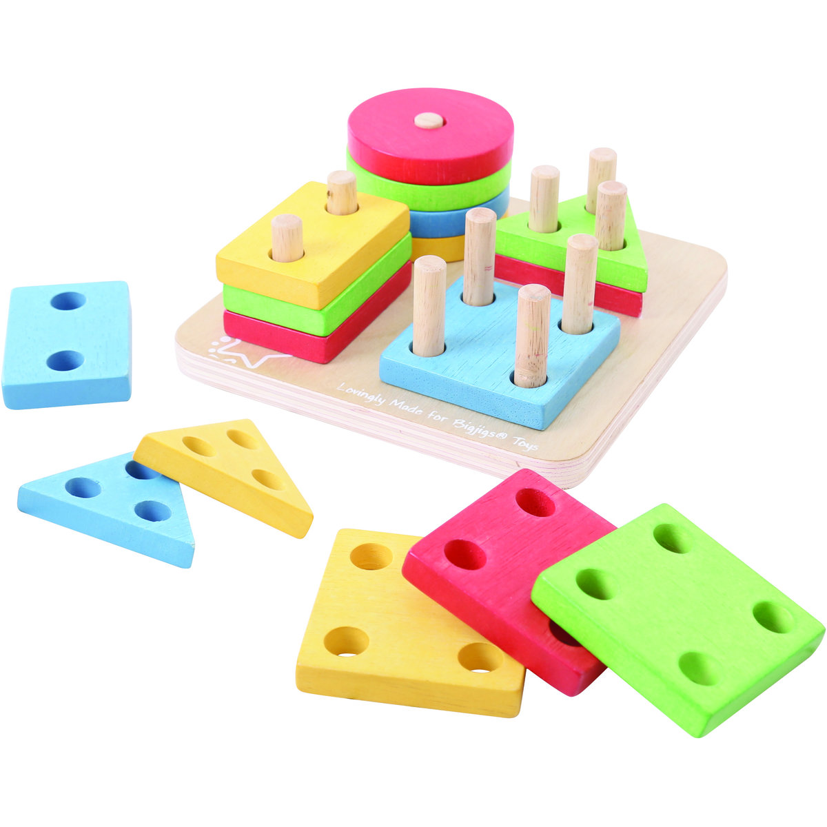 Joc de sortare - 4 forme geometrice