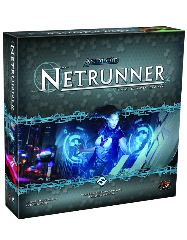 Joc de carti Android Netrunner