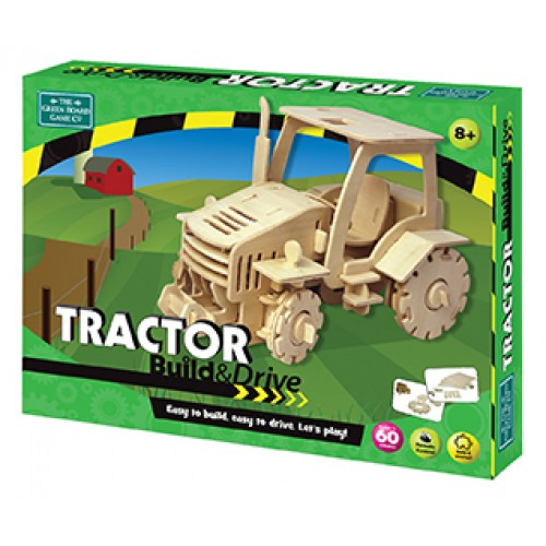 Build and Drive Tractor