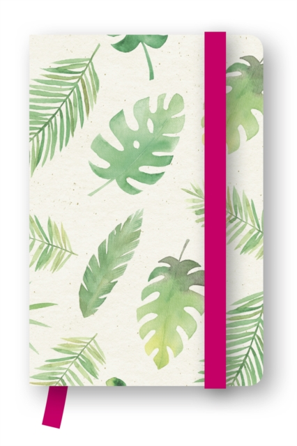 FLORAL JOURNAL SMALL GREENJOURNAL