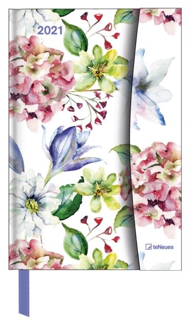 FLOWER FANTASY SMALL MAGNETO DIARY 2021
