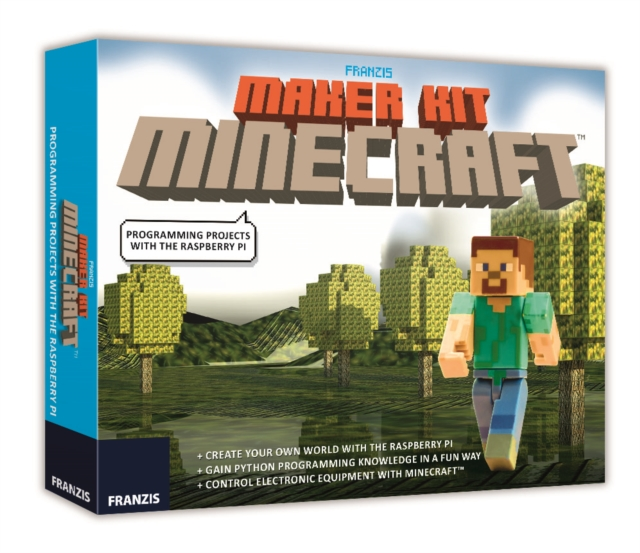 FRANZIS MINECRAFT MAKER KIT